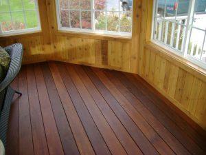 Wood Deck 6