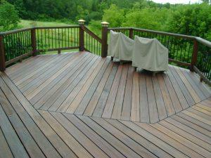 Wood Deck 8